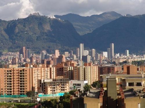Высокогорная Богота