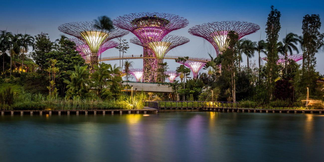 Город будущего и последних технологий