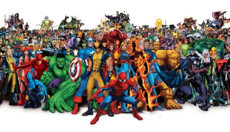Супергеройская тематика предлагает огромный выбор как мужских, так и женских персонажей