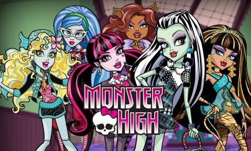 На самом деле, девушки-монстры из этого мультфильма – очень милые и веселые