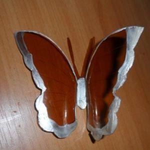 Украсьте бабочку