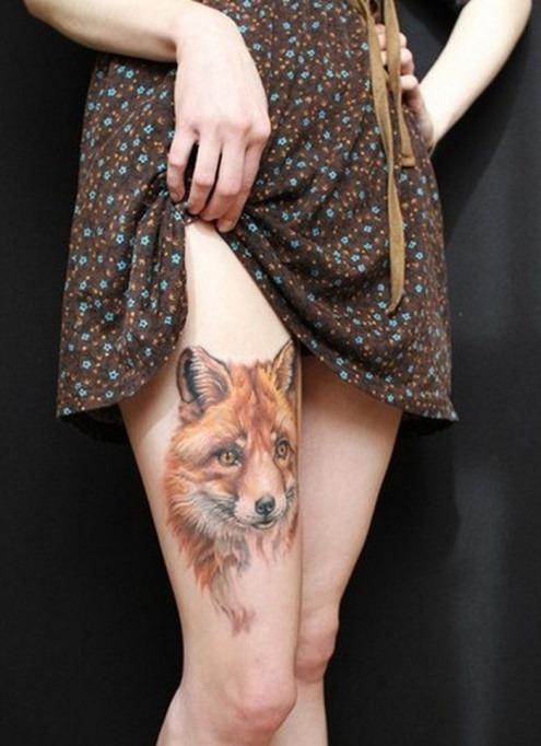 Хитрая красавица – украшение любой ножки.