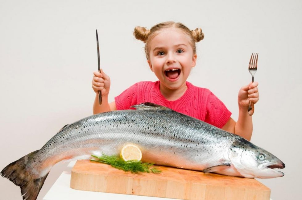 Есть рыбу — к исполнениям желаний