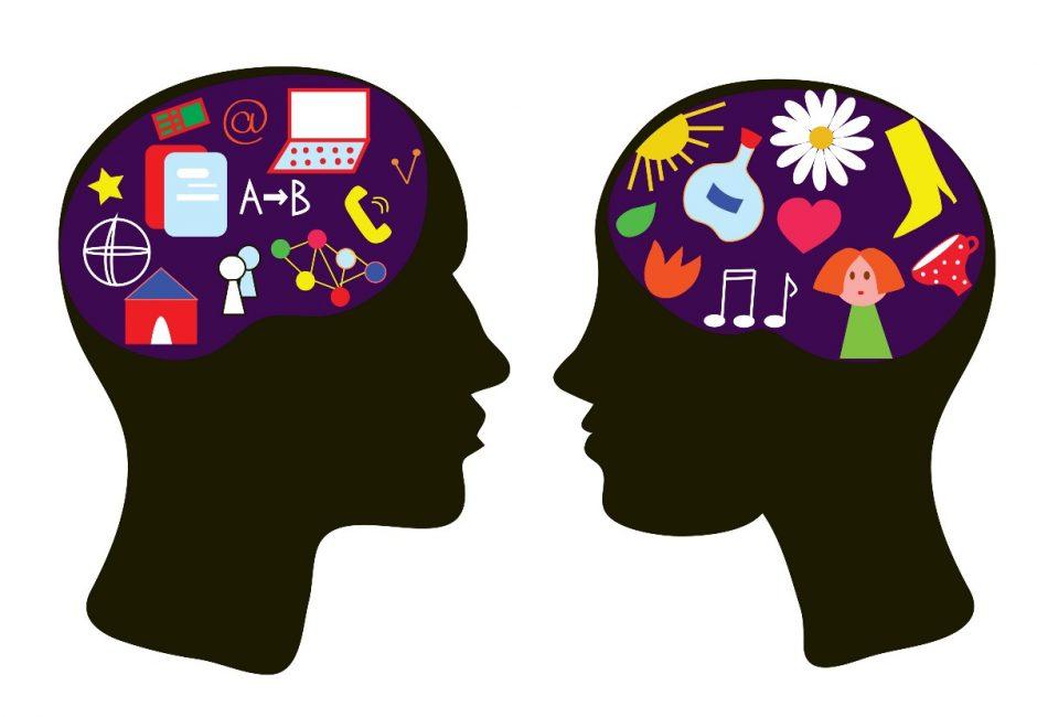 Значения снов различаются вследствие разного восприятия Мира и мышления мужчин и женщин