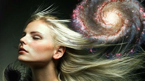 Энергетическая связь волос с Луной