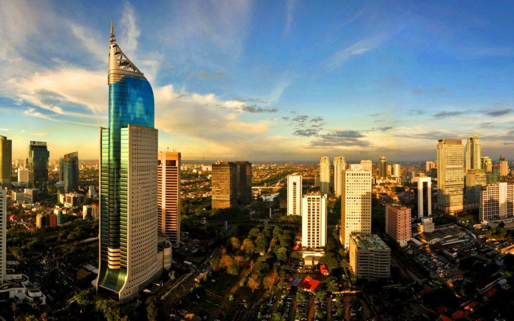 Высотки Джакарты