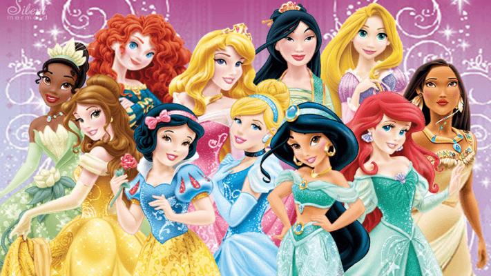 Среди диснеевских принцесс есть огромный выбор персонажей – никто не останется без образа!