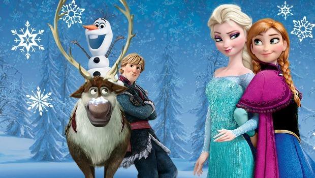 Помимо самих принцесс, мультфильм также не лишен и обаятельных второстепенных персонажей – особое умиление у зрителей вызывают снеговик Олаф и олень Свэн