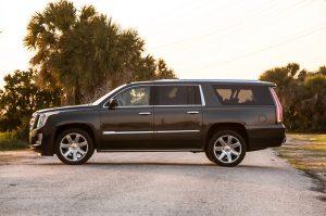 Удлинённый Cadillac Escalade ESV