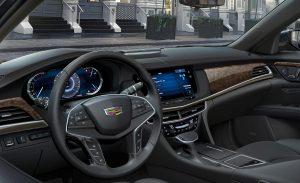 Обновлённый Cadillac CT6 2018-2019 модельных годов