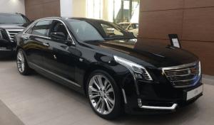 Cadillac CT6 до рестайлинга