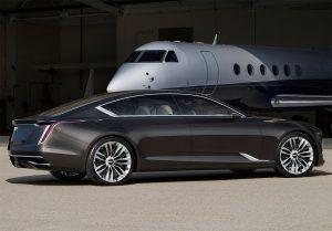 Концепт кар 2016 года Cadillac Escala Concept