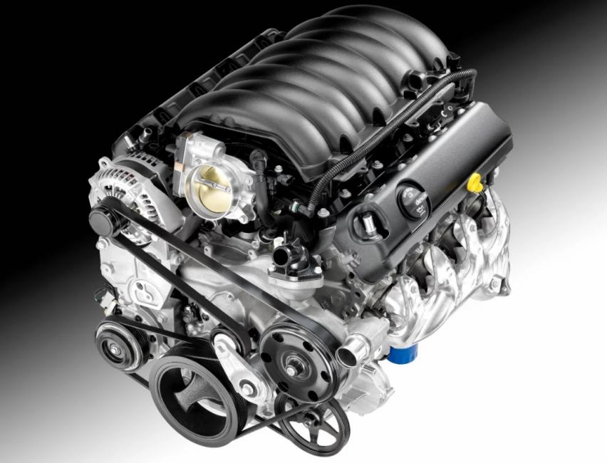 Двигатель V8 EcoTec3 6.2 L