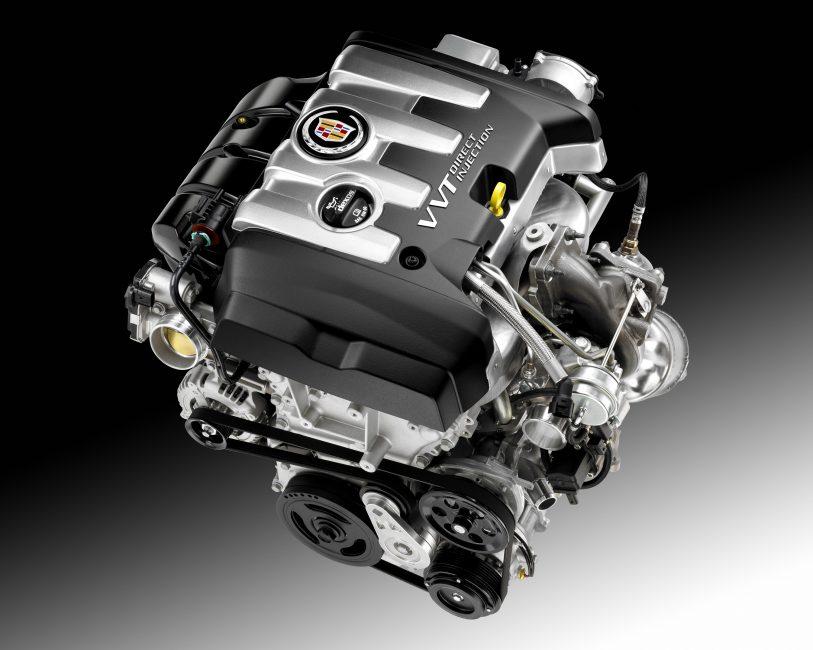 Двигатель 2.0 L LTG Ecotec I4