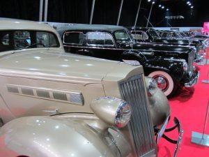 Packard 120 Twelve Сталина