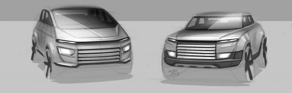 Лимузин проекта Волкова и Баскакова