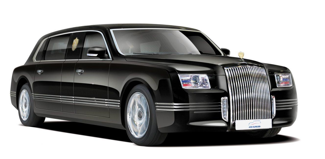 Таким предполагался президентский лимузин