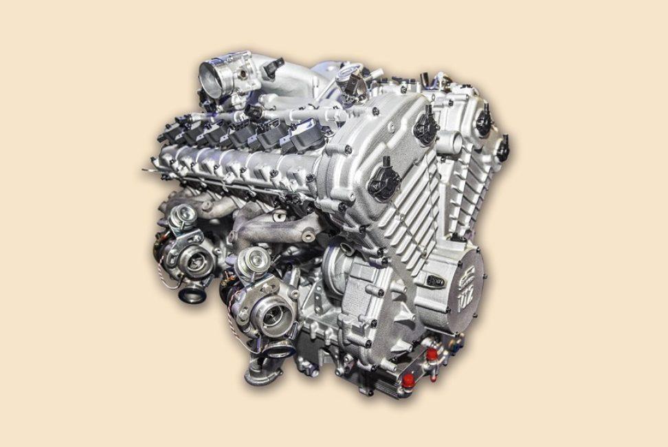 Двигатель V12 для лимузинов проекта «Кортеж»