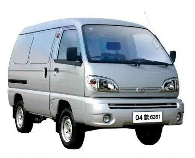 Первый легковой автомобиль марки Lifan 6361/1010