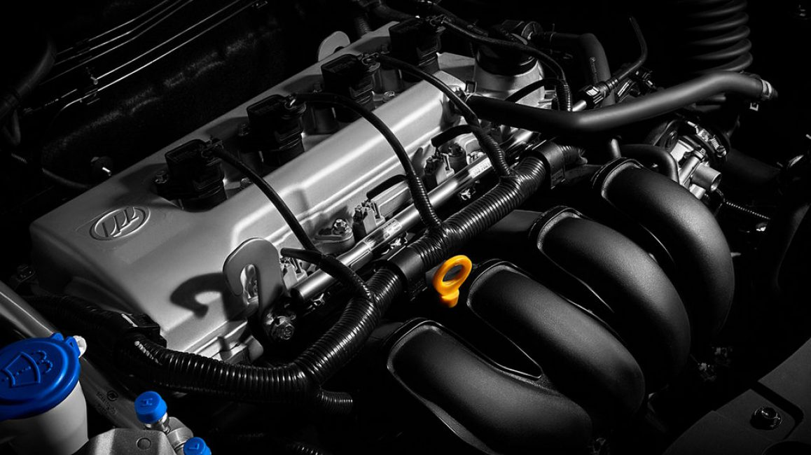 Двигатель Lifan LF483Q, объёмом 2 литра