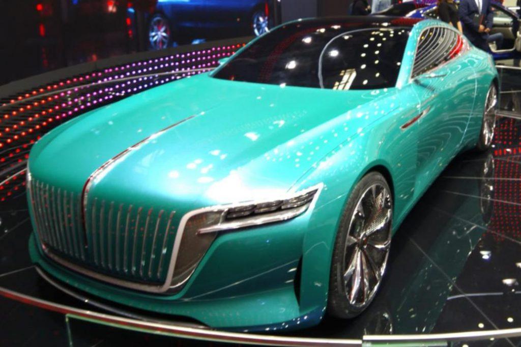 Hongqi E-Jing GT