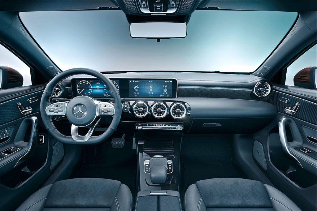 Mercedes A-Class L Sedan