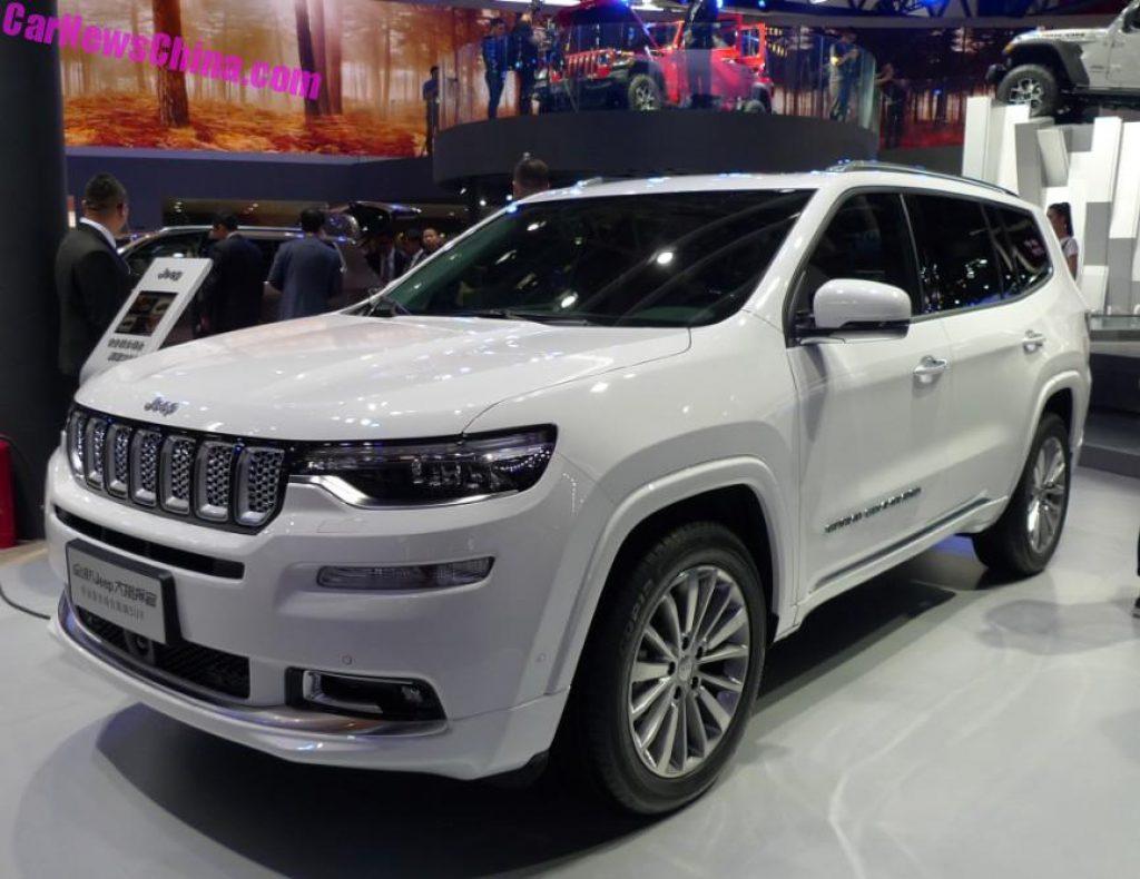 Jeep Grand Commander
