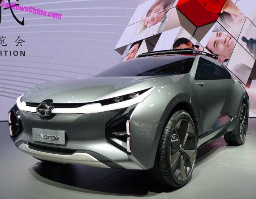 Guangzhou Auto Energe