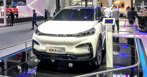 Changfeng Leopaard CS3