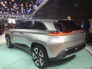 Beijing Auto OffSpace Suit