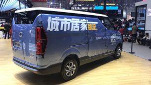 Beijing Auto Weiwang 407EV