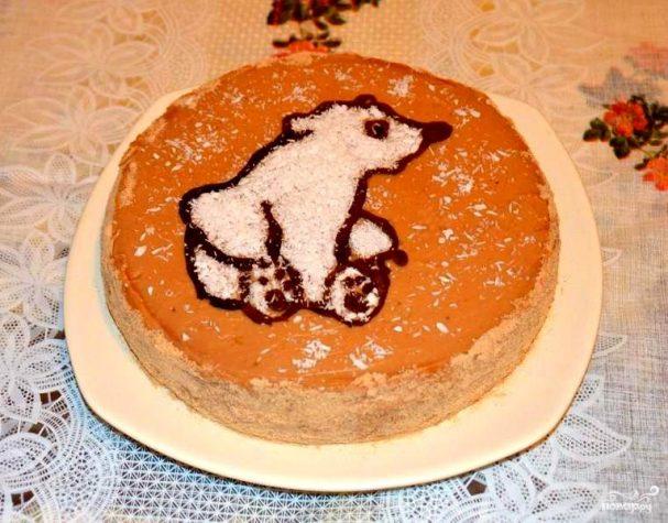 ТОП-5 лучших тортов на детский День Рождения + пошаговые ФОТО