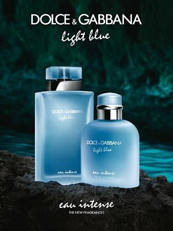 Свежий «Light Blue eau Intense» от «Dolce&Gabbana»