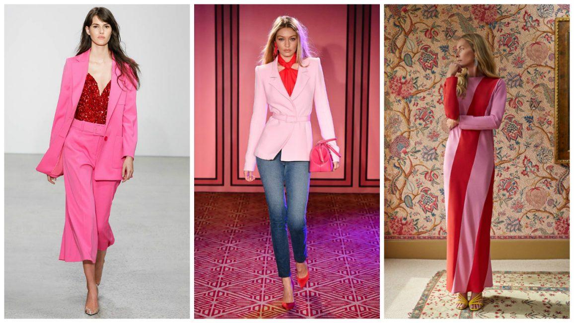 Модное сочетание цветов