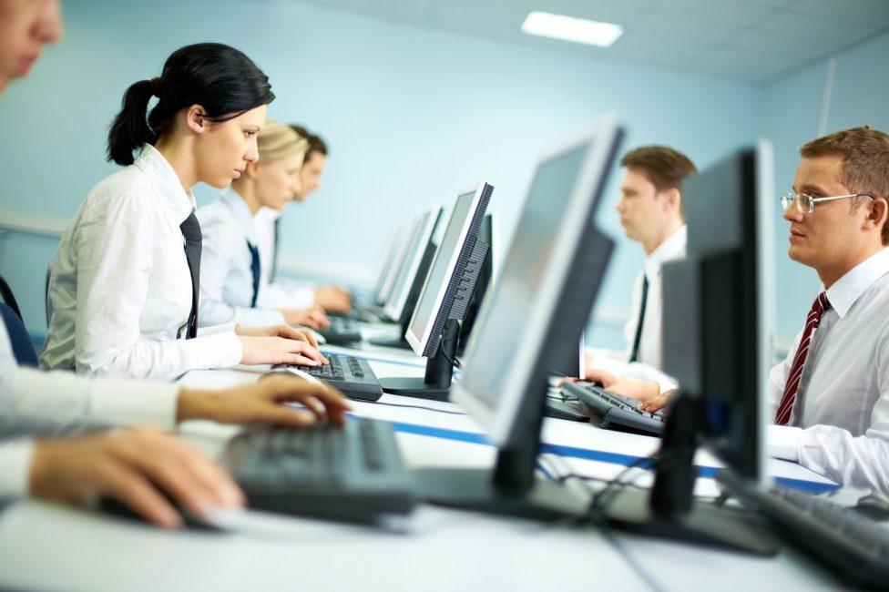 Офисные сотрудники больше подвержены варикозу