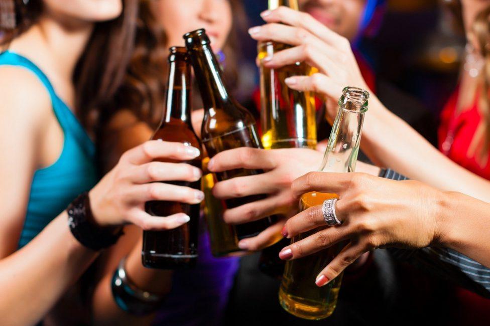 От алкоголя лучше отказаться