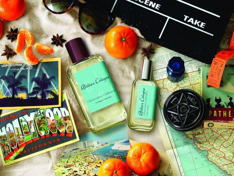 Незаменимый парфюм для путешествий