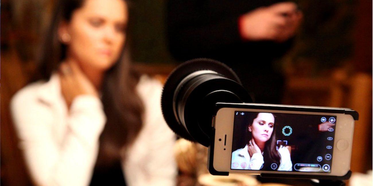 Использование дополнительных технических средств для съёмки видео