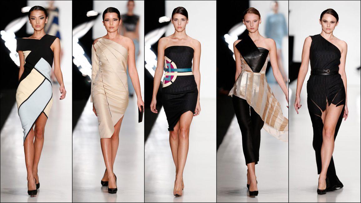 Трендовая асимметрия в одежде