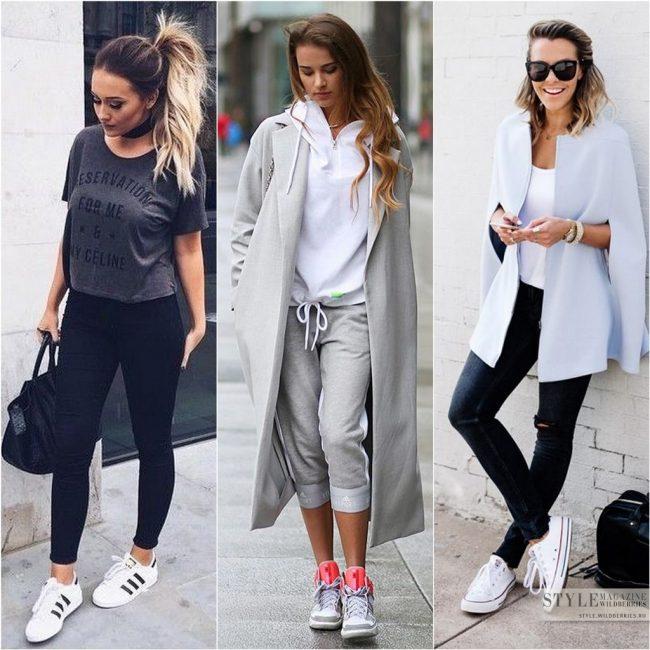 Спортивная мода с подиумов недель моды