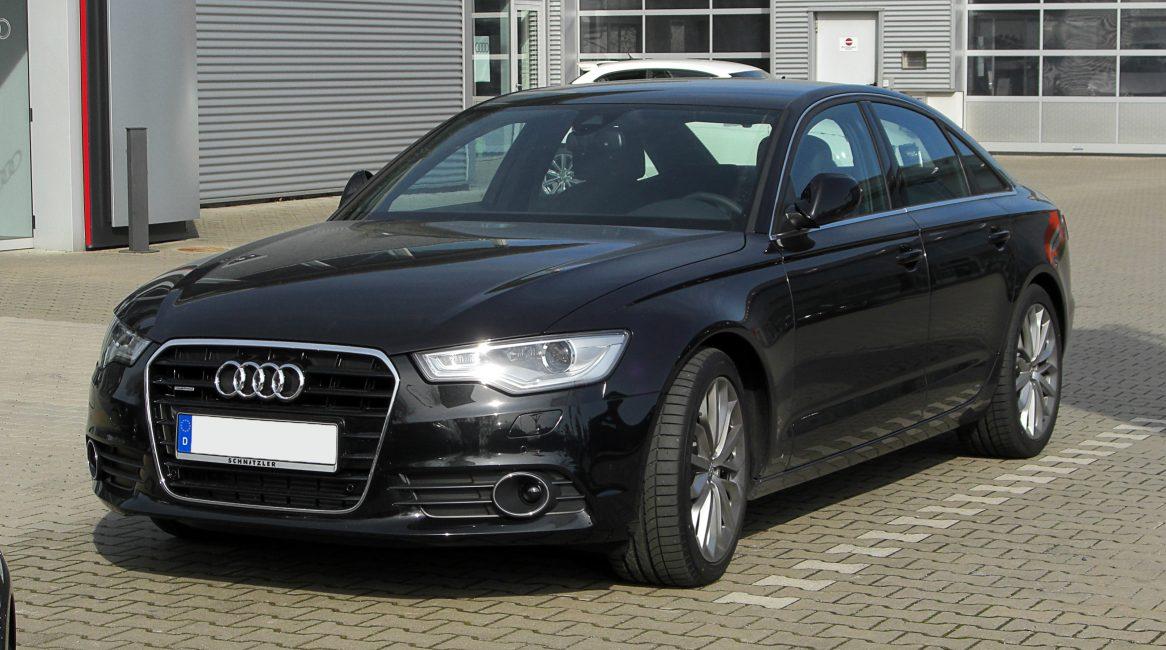 Audi A6 четвёртой генерации (заводской индекс С7)