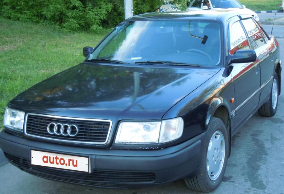 Audi 100/А6 (С4) четвёртого поколения