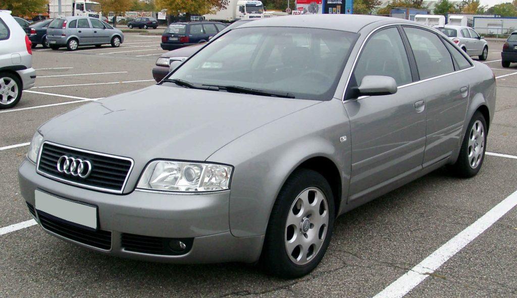 Audi A6 (С5) второго поколения