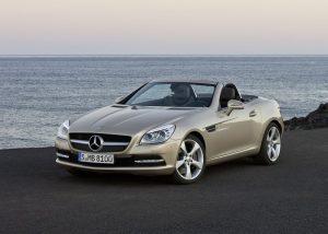 Mercedes-Benz SLK третьего поколения