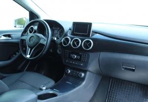 Mercedes-Benz B-Klasse второго поколения