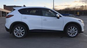 Фото Mazda CX-5, выставленной на продажу на сайте auto.ru