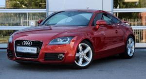 Audi ТТ второго поколения