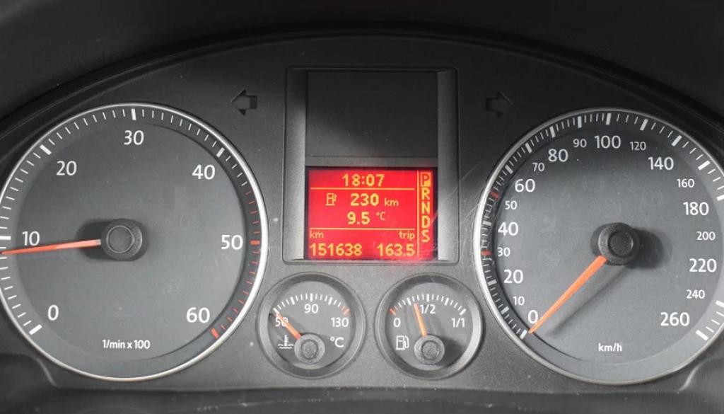 Volkswagen Golf Plus 2008 – 2009 годов выпуска
