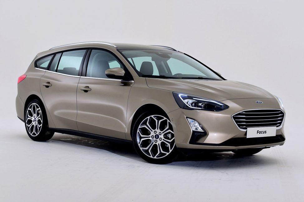Ford Focus IV универсал для китайского рынка