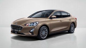 Ford Focus IV вид спереди